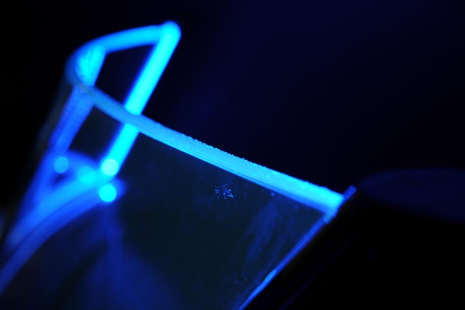 glass toughening