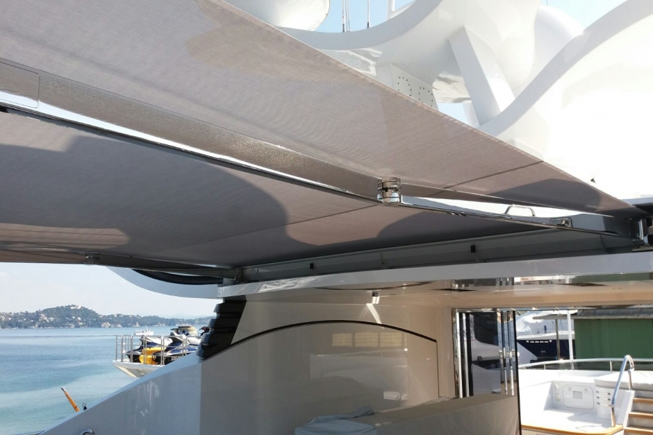 foldable awnings